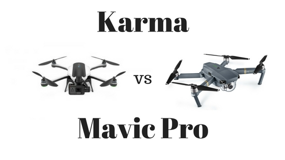 GoPro Karma and DJI Mavic Pro: Two Good Drone Options and What I'm Thinking Before the Consumer Release Dates
