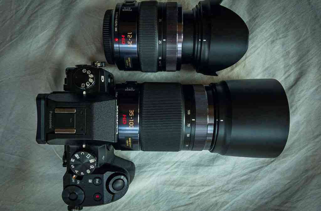 I Only Need These Two Panasonic Lumix Zoom Lenses