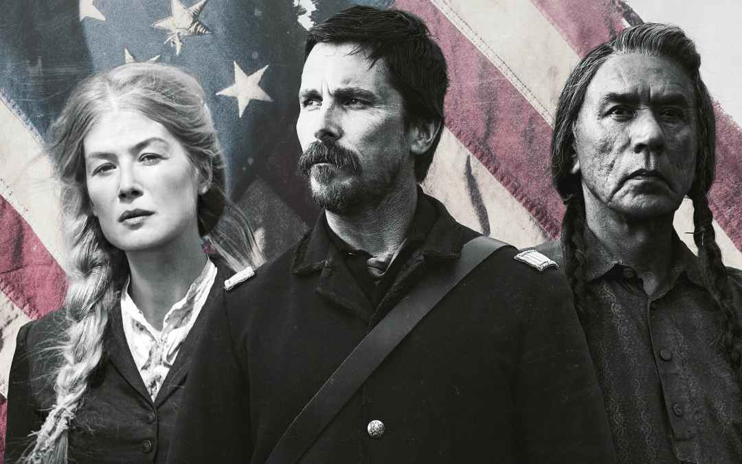Movie Review: 'Hostiles' Gritty Western Redemption
