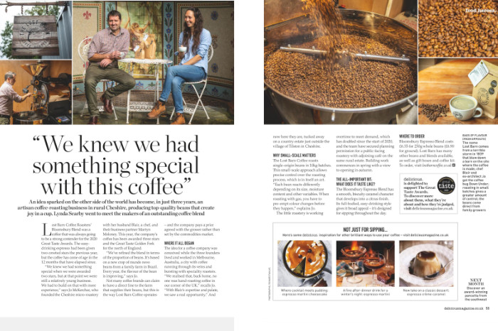 Delicious Magazine Jan2021