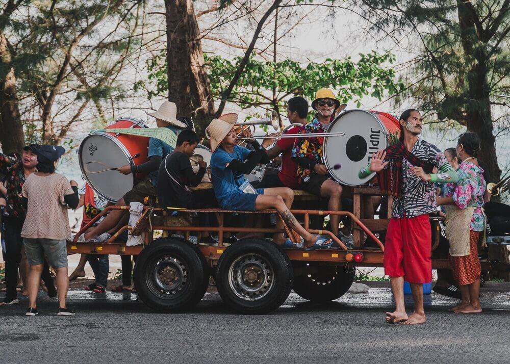 Songkran: The Wild Thailand New Year Celebration
