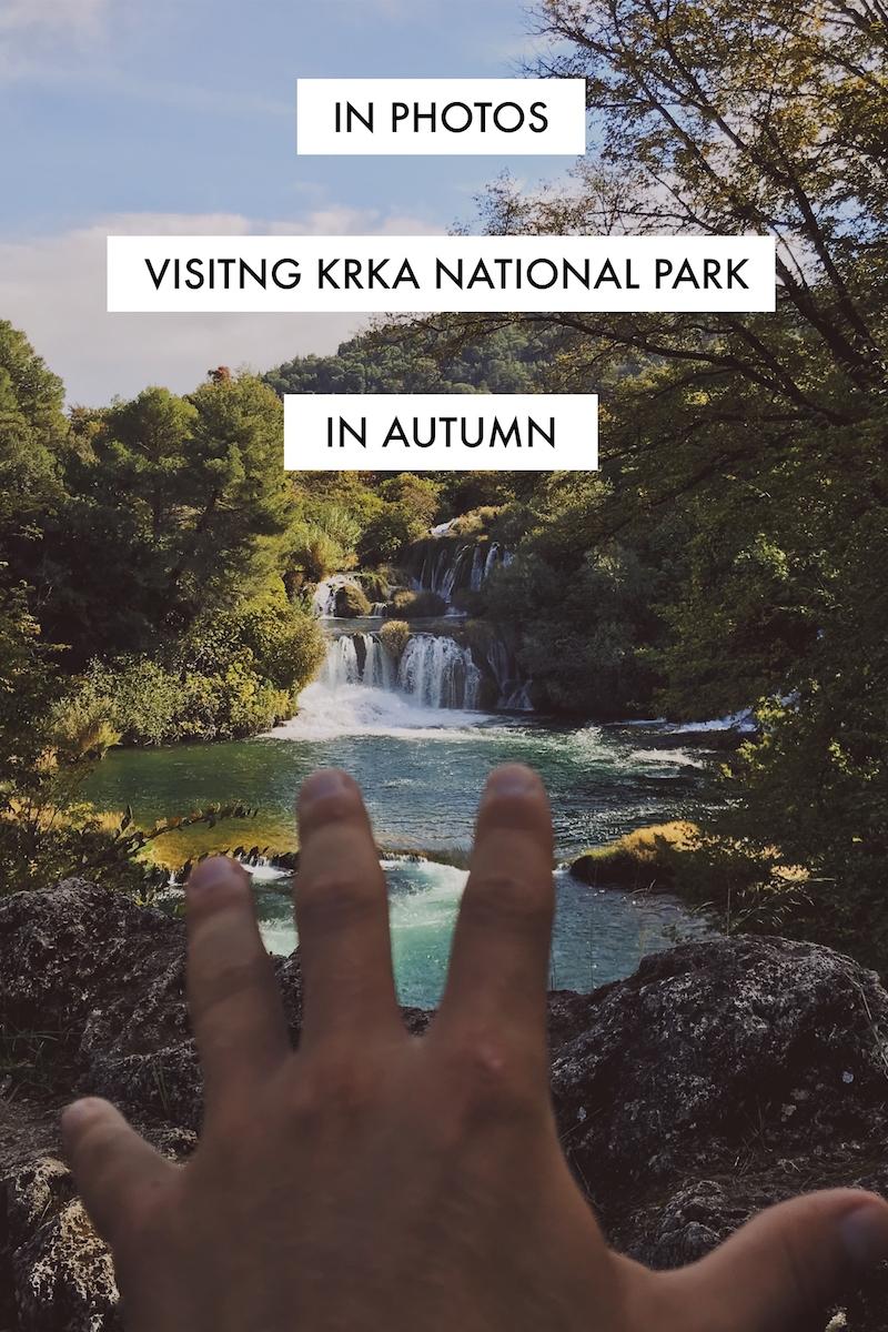 Krka National Park Pinterest