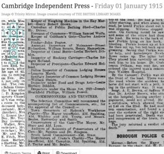 150101 List of CambridgeCouncil Officials2