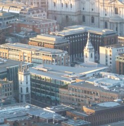 St Mary Somerset and St Nicholas Cole Abbey