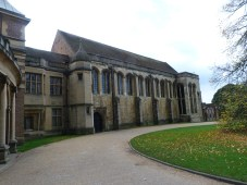 Front of Great Hall