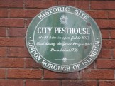 2 - Site of Pesthouse, Islington