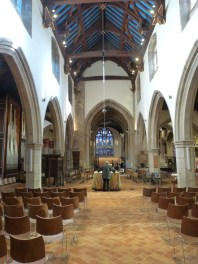5 - General view of interior