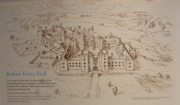 3 - Visualisation of Elsyng Palace, Forty Hall