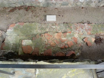 2 - Burial place of Mellitus, St Augustine's Abbey, Canterbury