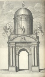 3 - the third arch on Cheapside (theme of Concord)