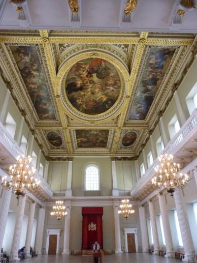 Rubens's ceiling