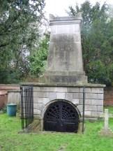 3 - Bazalgette tomb in churchyard
