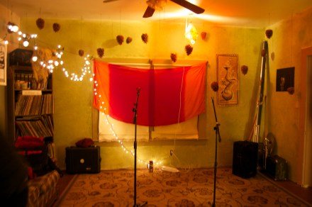 Stage at The Farmhouse