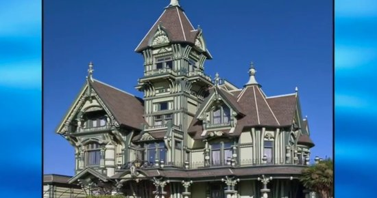 Carson Mansion Eureka Featured in 800 Jeopardy