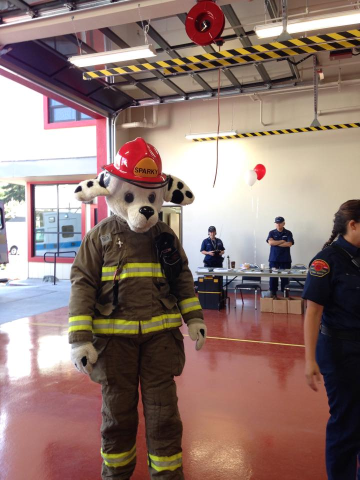 PHOTOS Your Fancy New Arcata Fire Station  Lost Coast