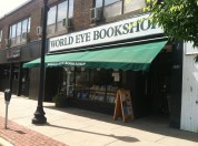 World Eye Bookshop: New books and gifts