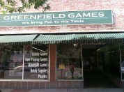 Greenfield Games: sci-fi books, gaming books