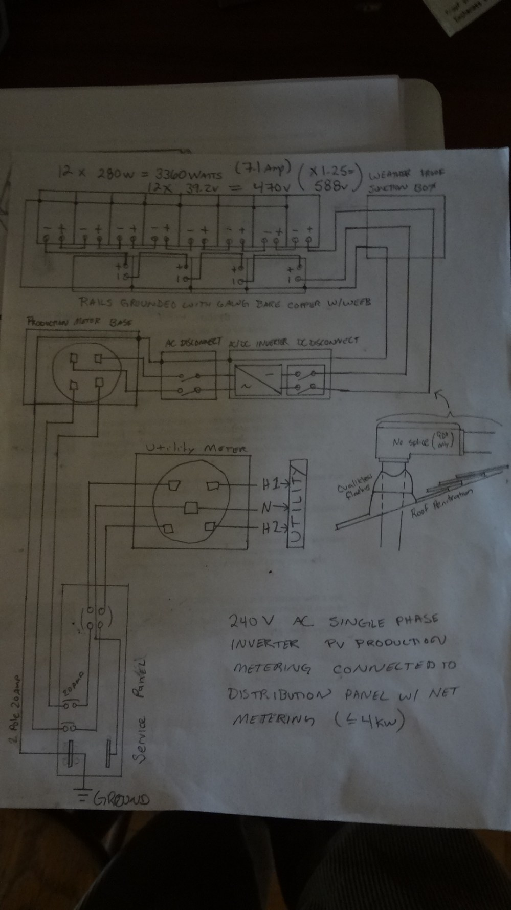 medium resolution of my one line electrical diagram