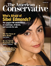 american conservative november 2009