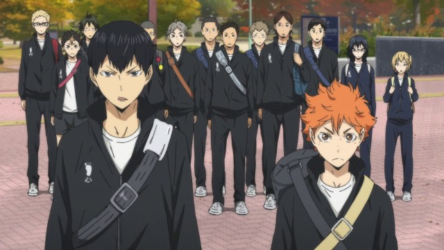 Image result for haikyuu anime
