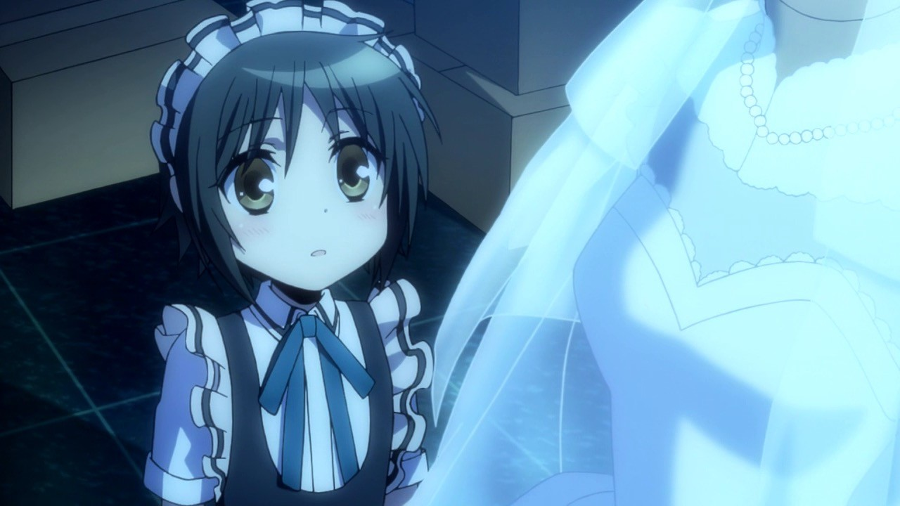 Shounen Maid  12 End and Series Review  Lost in Anime