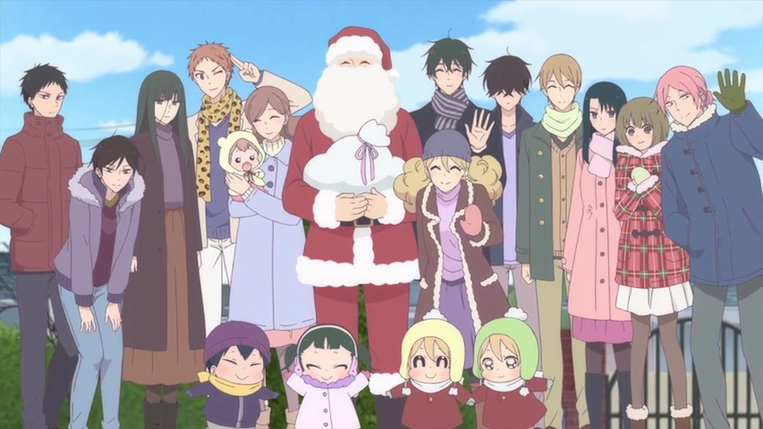Cute Baby With Parents Wallpaper Gakuen Babysitters 12 End And Series Review Lost In