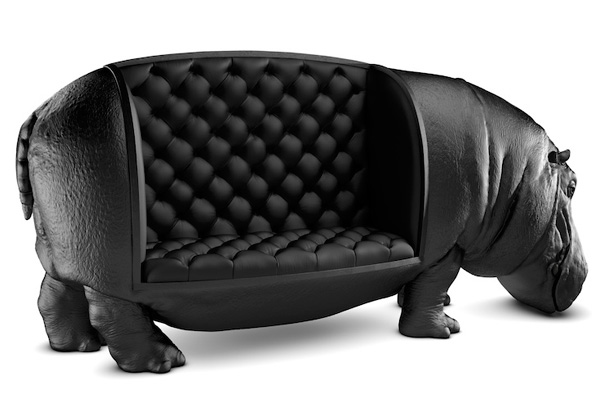 Sit Your Ass Down On A Hippopotamus  Lost In A Supermarket