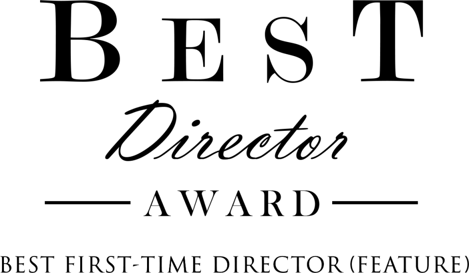 Best First Time Director png DARKENED