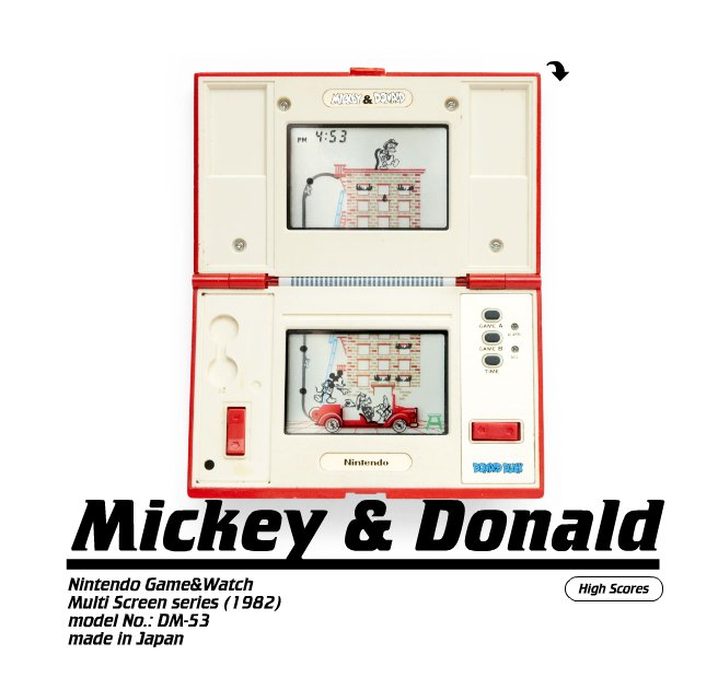 Nintendo Game&Watch