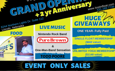 Grand Opening + 2 yr Anniversary Celebration