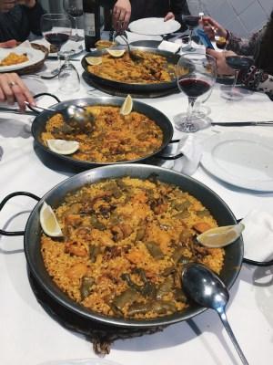 Paella Valenciana!