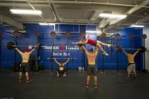 CrossFit Shoulder Press