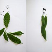 Couture Leafy Fashion