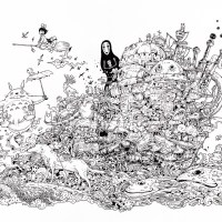 Kerby Rosanes: Doodler by Night