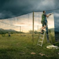 Erik Johansson's Wonder World of Photoshopped Images