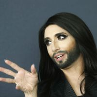 Bearded Drag Queen Shines at Eurovision