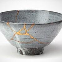 Beautifully Repaired Broken Ceramics