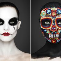 Gorgeous Interpretations of Dia De Los Muertos