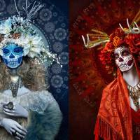 The Beautiful and Haunting Ladies of Las Muertas