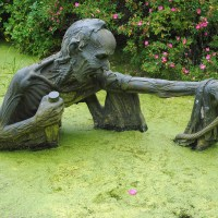 Take a Stroll in One of the Creepiest Parks in the World