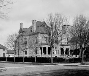 Ammi Wright House Alma