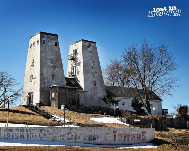 Irish Hills towers Michigan
