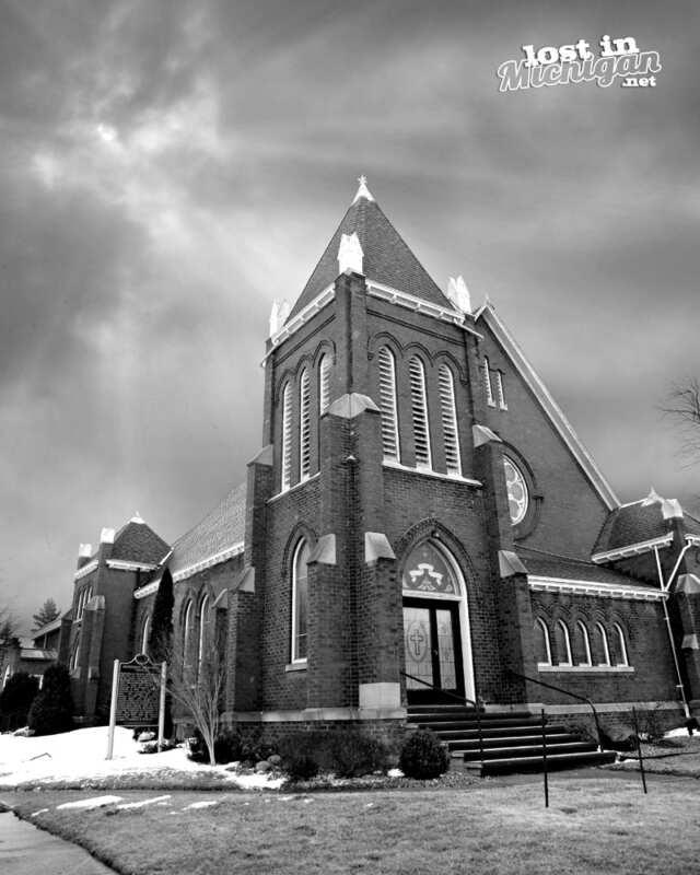Marlette Methodist Episcopal Church
