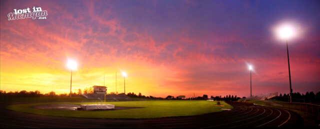 Bay City Western Football Field