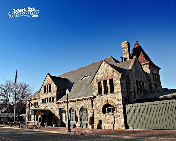 ann arbor train depot