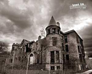james scott castle house mansion