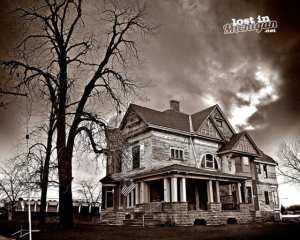 hill house Saginaw Michigan