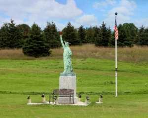 statue of liberty michigan