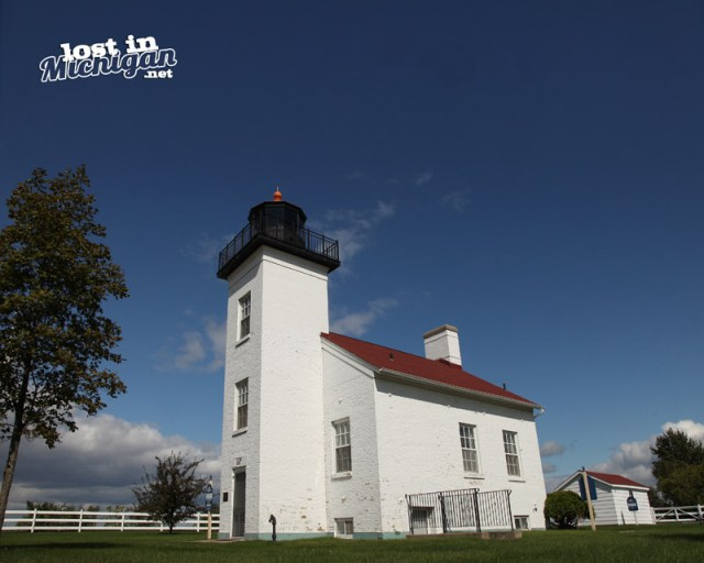 Sand Point Lighthouse