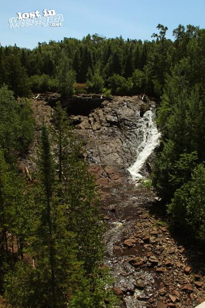 eagle river falls michigan